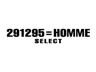 291295=HOMME SELECT